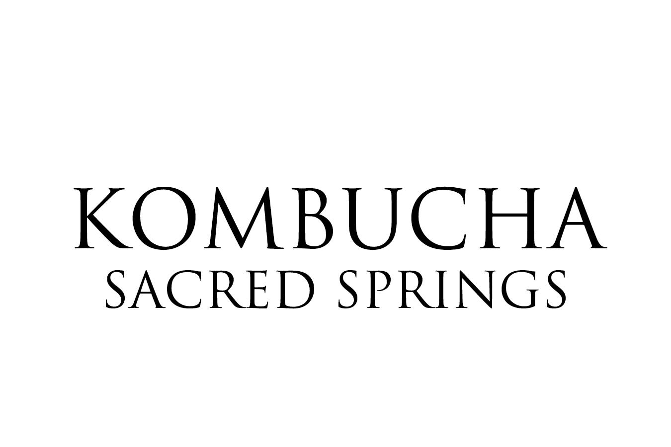 Sacred Springs Kombucha